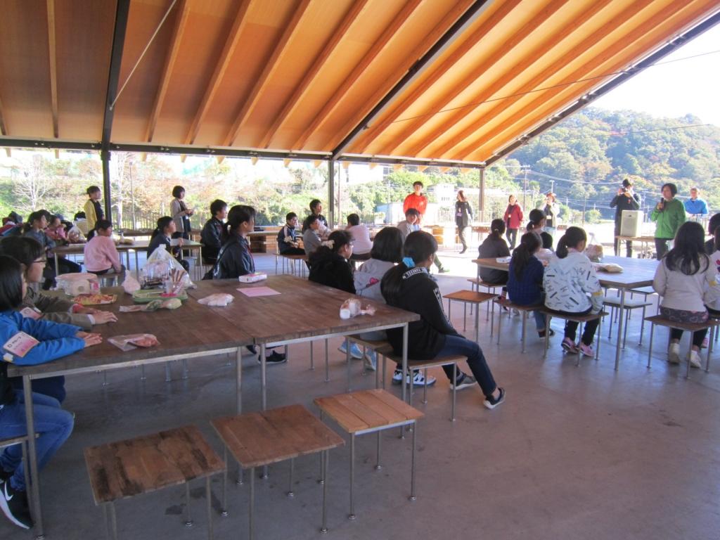 H30スマイルきっず 松島自然の家 到着