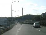 国道24号線南向き
