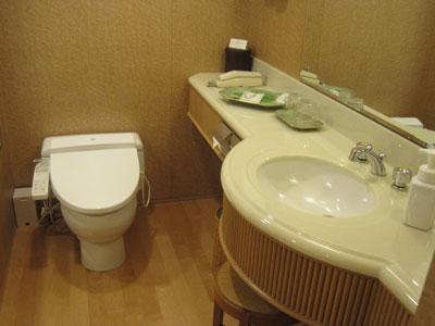 浦安ブライトンホテル バスルーム