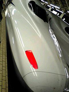 新幹線でさようなら