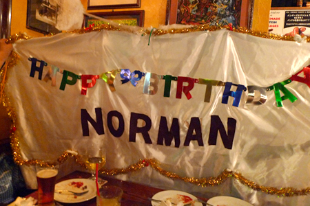 Norman HappyBirthday