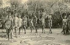 アボリジニ 狩り