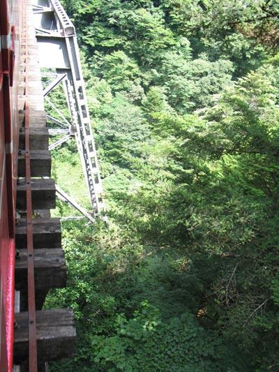関ノ沢鉄橋