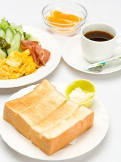 メイク 朝食