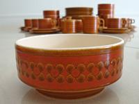 Hornsea Saffron Bowl
