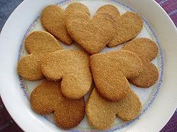 ノンシュガークッキー