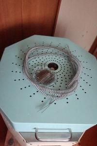 Petit 電気窯 熱線交換
