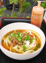 美曽乃のジャージャー麺