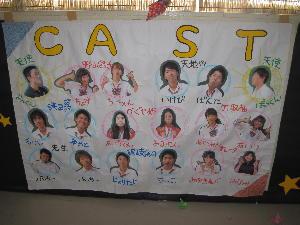 北園高校文化祭