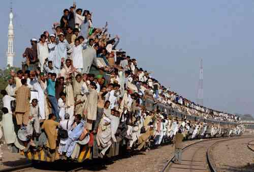 バングラ電車