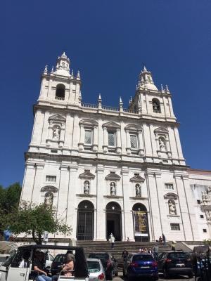 サン ヴィセンテ デ フォーラ教会Igreja de Sao Vicente de Fora