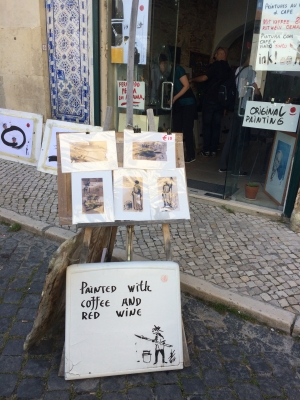 ARTな店