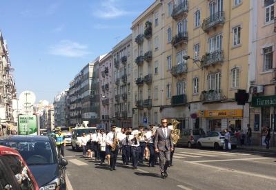 リスボンの行進