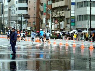 東京マラソン 2010