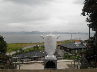 馬込教会のキリスト