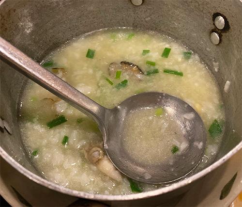 〆の雑炊(大)