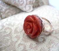 珊瑚Ring