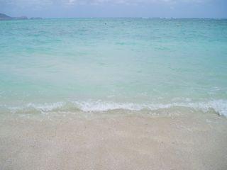 ホワイトサンドビーチ