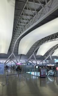 関空国際線フロア