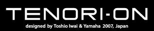 yamahaヤマハtenori-on