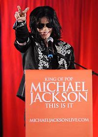 マイケル・ジャクソンmaicheal jackson THIS IS IT