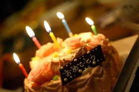 いろんなお祝い「西院・菓子職人」のケーキ