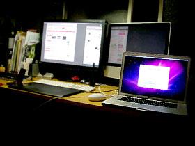 MacBookProにiMacデータを移行