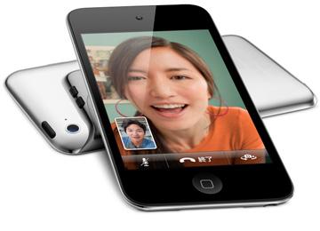 新iPod touch