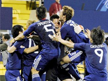 2011アジア杯 韓国戦