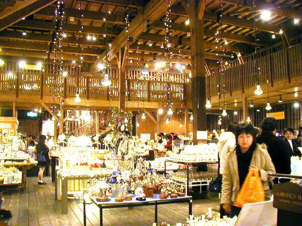 小樽オルゴール堂2