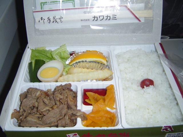駅弁塩尻2