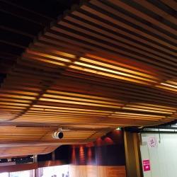 産業会館天井