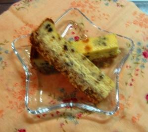 スティックケーキ*コーヒーチーズ