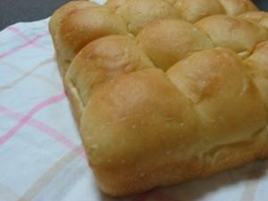 ちぎりパン*オレンジ風味