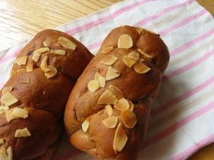 ミニ食パン*モカショコラ1