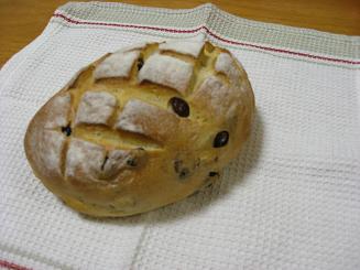 ほしぶどうパン