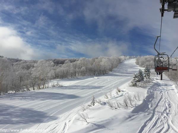 田代ski場