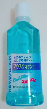 100円ショップ Can☆Do(キャンドゥ)のマウスウォッシュ