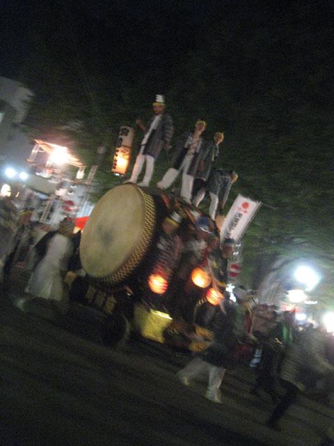 府中暗闇祭夜1