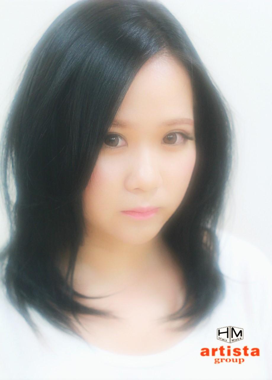 黒髪のモテ力 | HAIR-DESIGN サ...