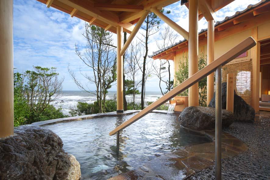 犬吠埼灯台の近くにある日帰り温泉『スパ&リゾーツ犬吠埼 太陽の里』