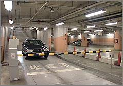 アマノの駐車場管理システム