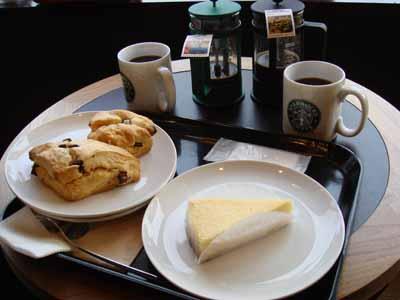スターバックスコーヒー プレスコーヒー