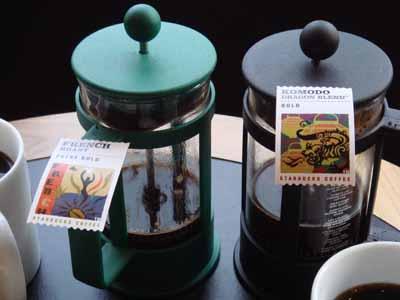 スターバックス プレスコーヒー