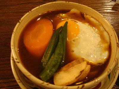 一灯庵Sunpiazza-スペシャルカレーハンバーグ