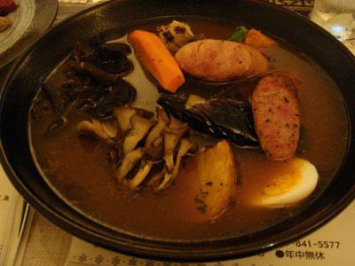 Taste-6月限定ソーセージカレー1