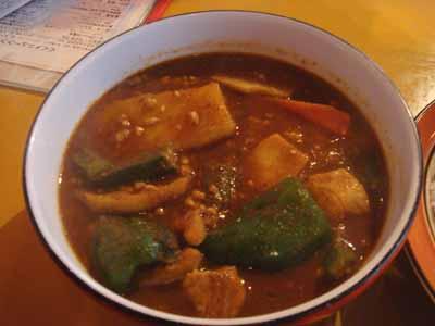 デストロイヤー 豚角煮+納豆