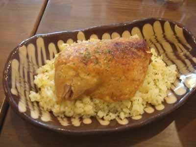 KANDY SPICE チキンとごはん(*´ω`*)