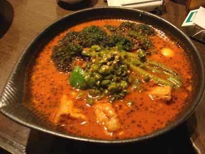 lavi KOTONI 角煮to野菜+ブロッコリー