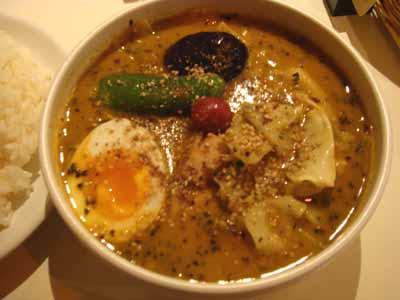 ヒロチャン オリジナルスープカレー